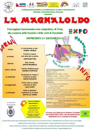 La Magnaloldo 2015 Casaloldo (Mantova)
