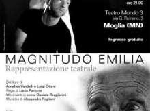 Magnitudo Emilia Teatro Moglia (Mantova)