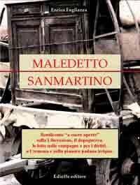 Maledetto San Martino di Enrico Fogliazza, libro