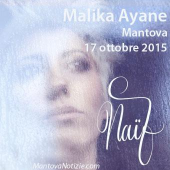 Malika Ayane Mantova 2015