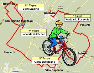 Biciclettata delle Torri 2011, Ceresara (Mantova)