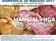 Mangialonga in bicicletta Mantova 2017