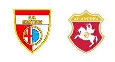 Mantova - Ancona 2-2, 18 aprile 2009