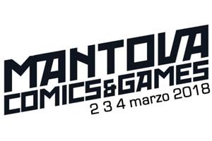 Mantova Comics and Games 2018