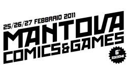 Mantova Comics and Games 2011