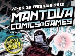 Mantova Comics Games 2012