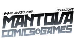 Mantova Comics and Games 2013