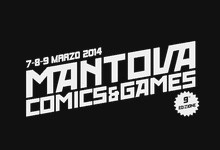 Mantova Comics and Games 2014