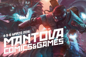 Mantova Comics and Games 2016