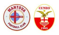 FC Mantova - AC Cuneo, calcio Lega Pro