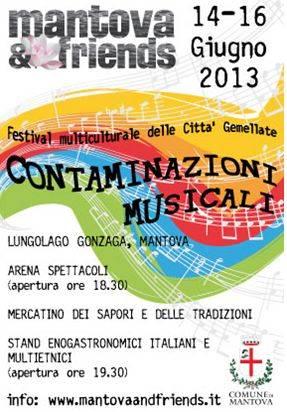 Mantova e Friends 2013