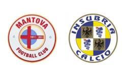 FC Mantova - Insubria 1-0, Serie D 05/09/2010