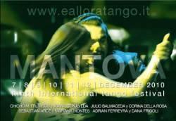 Mantova International Tango Festival 2010