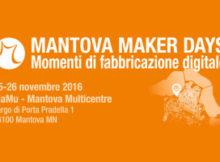 Mantova Maker Days 2016