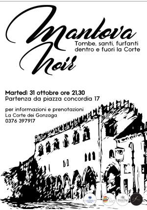 Mantova Noir Halloween 2017