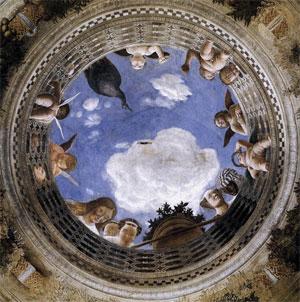 Camera degli sposi di andrea mantegna a mantova for Palazzo ducale mantova camera degli sposi