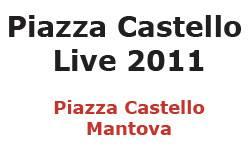 Mantova Piazza Castello Live 2011
