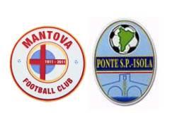 Mantova Fc - Ponte San Pietro Isola 1-1 | Calcio Serie D