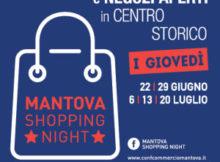Mantova Shopping Night 2017