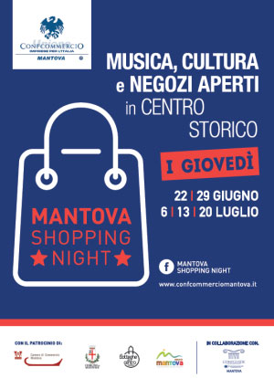 Mantova Shopping Night 2017