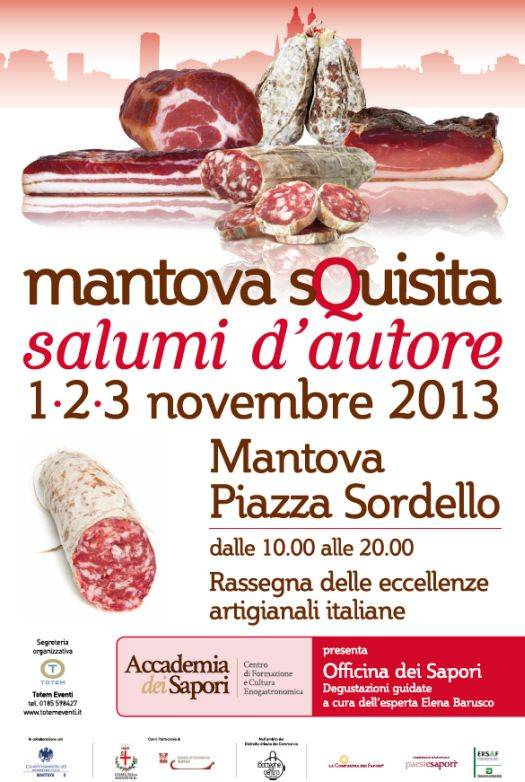 Mantova Squisita 2013 Salumi d'Autore