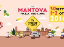 Mantova Street Food Festival 30 settembre 1-2 ottobre 2016