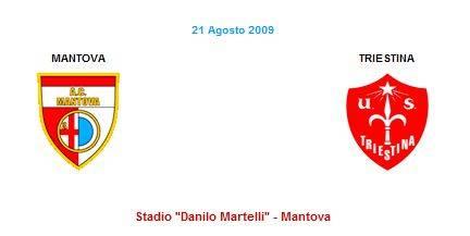 Mantova- Triestina