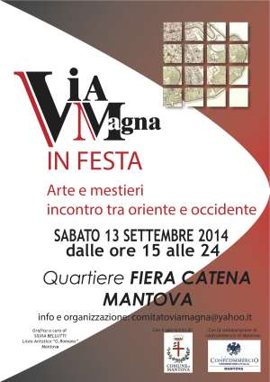Mantova Via Magna in Festa 2014