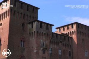 Mantova vista dalla cruna di un ago Geo Rai3 20 ottobre 2016