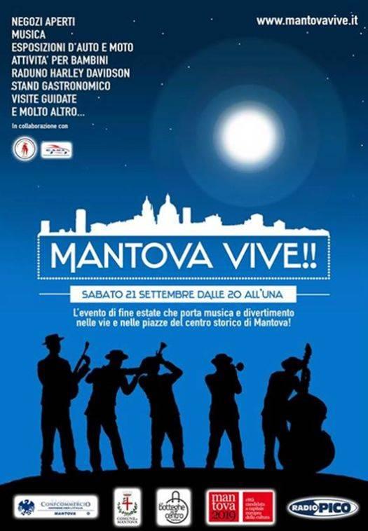 Notte Bianca Mantova Vive 2013