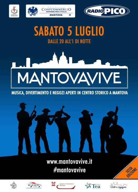 Mantova Vive 5 luglio 2014