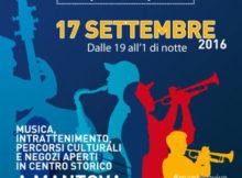 Notte Bianca Mantova Vive 17 settembre 2016
