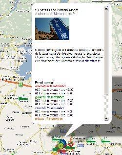 Mappa luoghi Festivaletteratura09