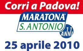 Maratona Sant'Antonio Padova 25 Aprile 2010