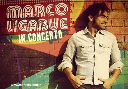 concerto Marco Ligabue Mantova 2014