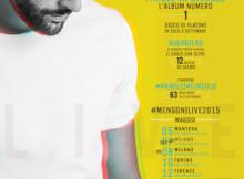 Marco Mengoni Mantova 2015 tour