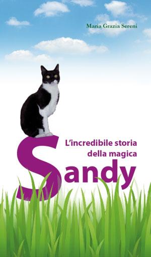 Maria Grazia Sereni, L'incredibile storia della magica Sandy, libro