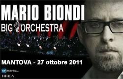 Concerto Mario Biondi Mantova 2011 Palabam