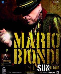 Mario Biondi Sun Il Tour 2013 Mantova