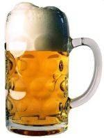 Boccale 1 litro birra Oktoberfest (mass)
