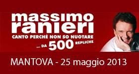 Massimo Ranieri Mantova 2013