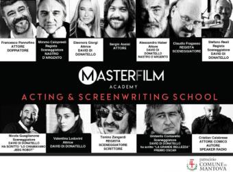 Scuola di Cinema Mantova 2017 2018 Corsi MasterFilm Academy
