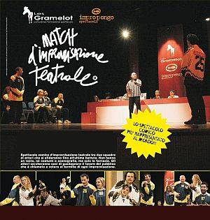 Match improvvisazione teatrale Mantova