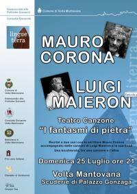 Mauro Corona e Luigi Maieron: I fantasmi di pietra