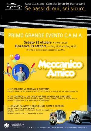 CAMA Meccanico Amico Mantova 2011