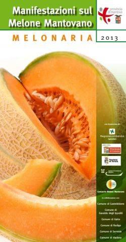 Melonaria 2013 Mantova Melone