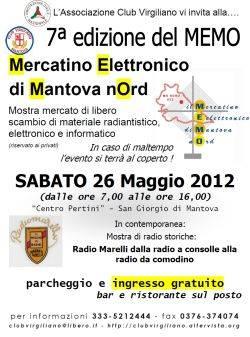 Mercatino Memo 2012 San Giorgio di Mantova