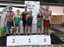 Vincitori Memorial Ugo Fortunati 2017 beach volley
