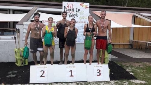 Vincitori Memorial Ugo Fortunati 2017 beach volley