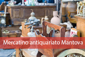 Attractive Mercatino Antiquariato Mantova 2018